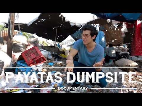 Payatas Manila (Poverty in the Philippines, the Consumption of PAGPAG) People Documentary Series