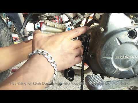 Nguyên Nhân Xe Bị Ra Khói Cách Lắp Ráp đôi Lấm đầu Bò Xe Wave RSX 110c