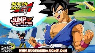 Goku Gt (Adulto) by ReyGokuLoquendor (DOWNLOAD) #Mugen #AndroidMugen