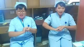 Lagu 6 Langkah Cuci Tangan RS. Kristen Ngesti Waluyo, Parakan, Temanggung