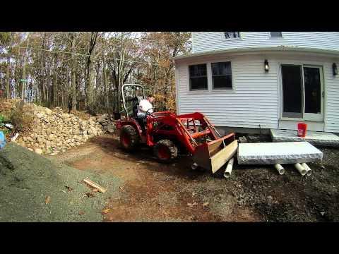 Moving Heavy Granite Slab Steps Swenson Granite - YouTube