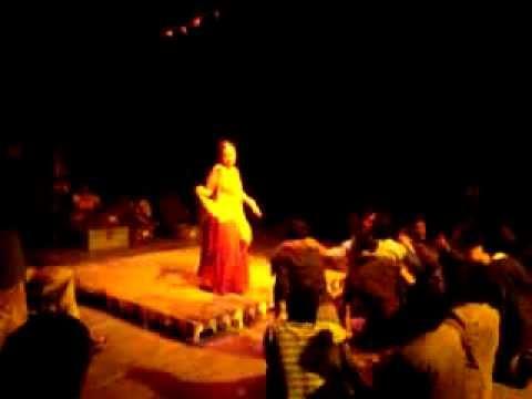Stage Play KittonKhola, Playwrite  Selim Al Deen, Direction Sumon Adibasi, Part 02