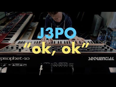 J3PO、セカンドアルバム「Mains」を6月4日にリリース!