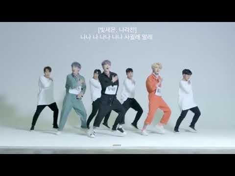 M.O.N.T몬트 - 사귈래말래(Will you be my girlfriend) Dance practice ver.