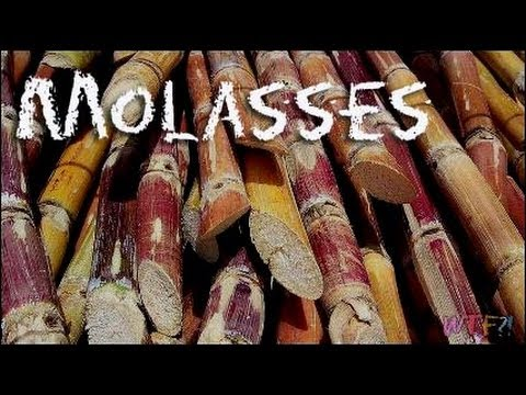 What is molasses made out of