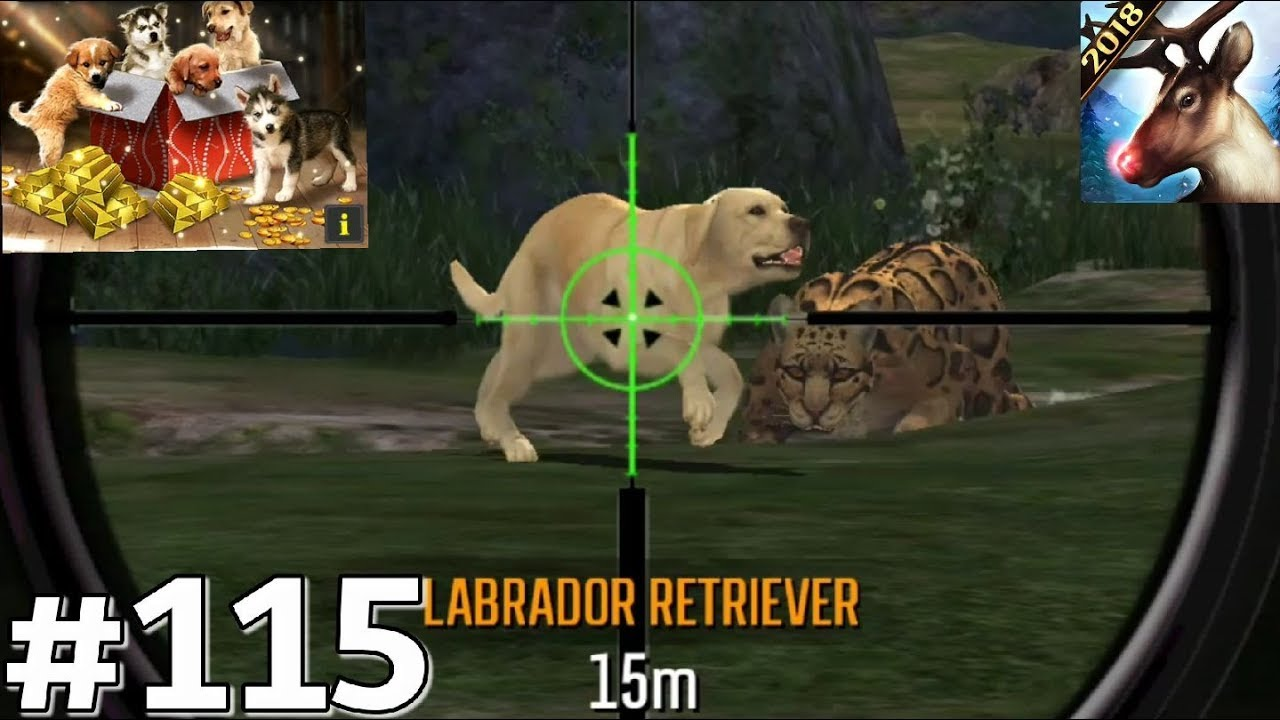 Deer Hunter games for iOS & Android phone