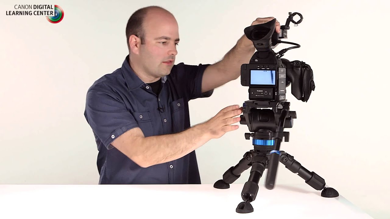 Canon EOS C100 Mark II Product Overview Video: Part One: External Features