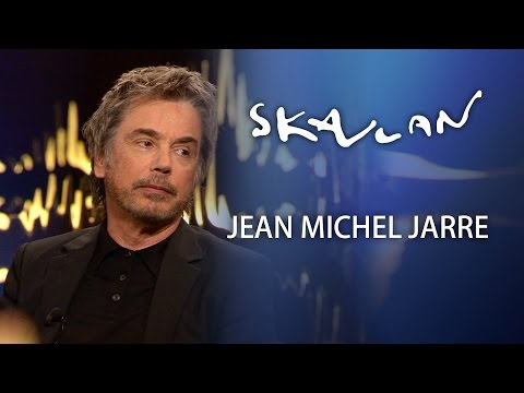 Jean-Michel Jarre | Interview | Skavlan |