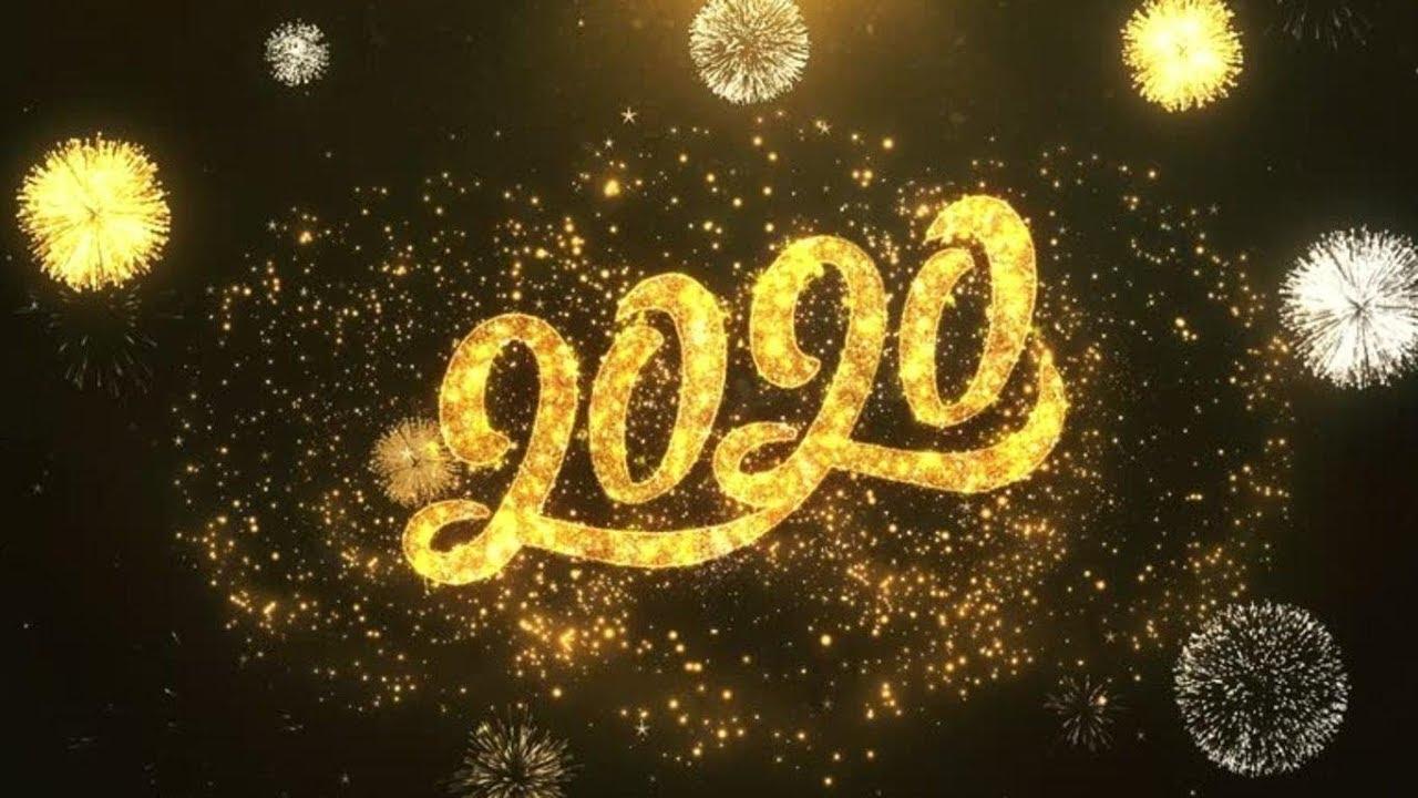 Новогоднее пожелание 2020/с новым годом!