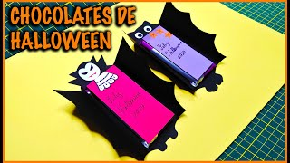 Dracula and Bat Wrapped Chocolates for Halloween 2020   @ Nestle Peru