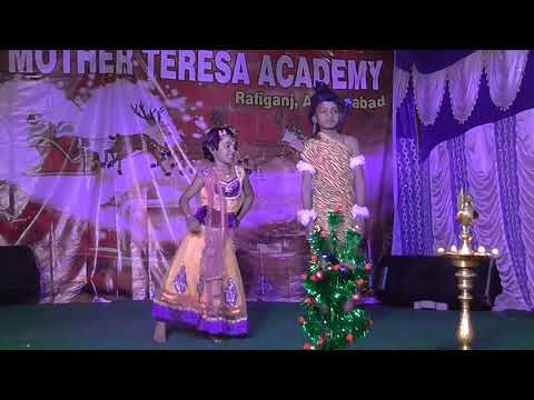 Haryanvi song Dance @Mother Teresa Academy