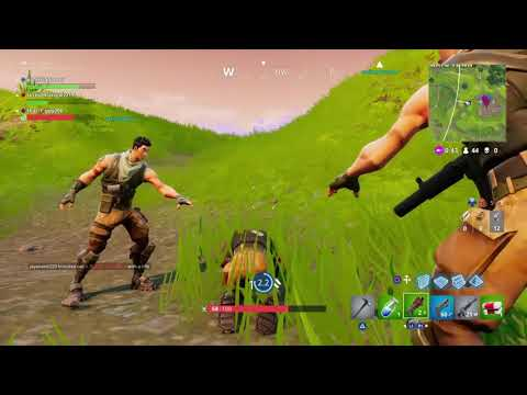 not a teamplayer in fortnite