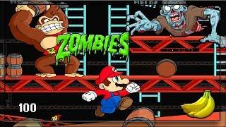 Donkey Kong is missing his bananas! || [Black Ops 3 Custom Zombies]