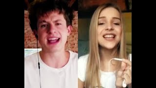 Attention - Charlie Puth Smule duet #SingwithLG