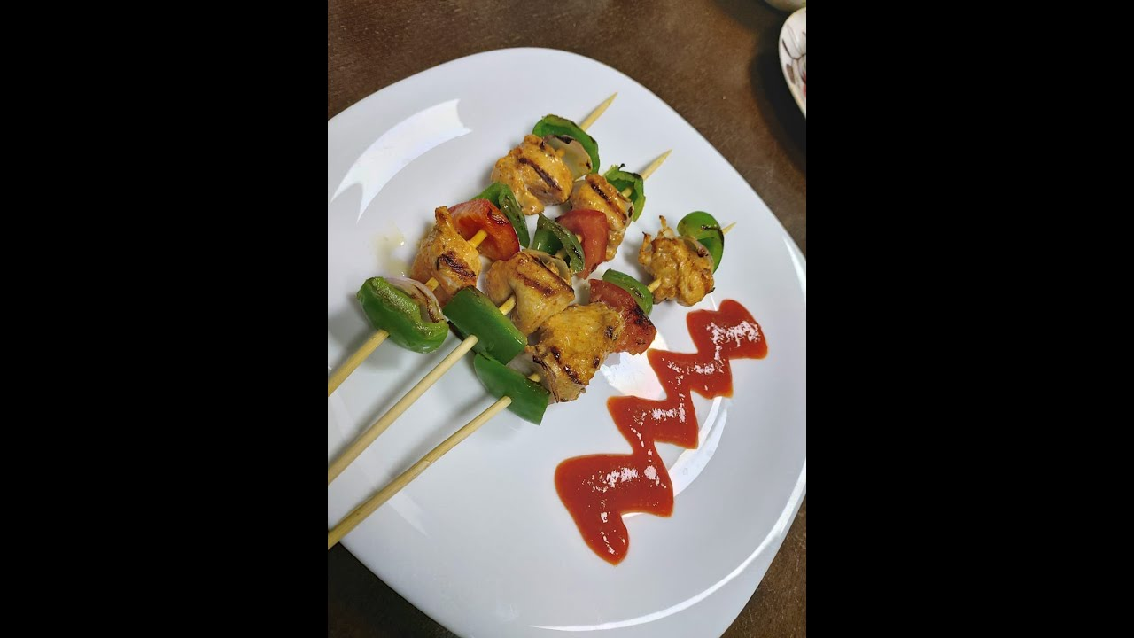Homemade Shish Tawook Recipe By Sono's Kitchen