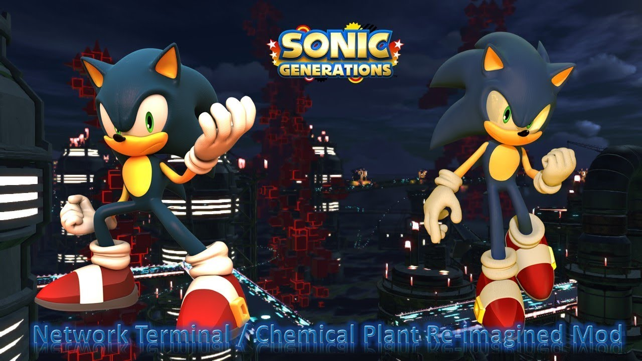 Sonic generations cheats pc