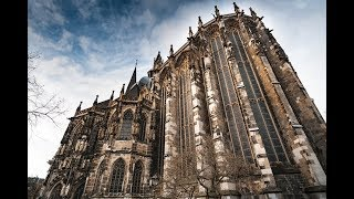 Places to see in ( Aachen - Germany ) Aachen Cathedral