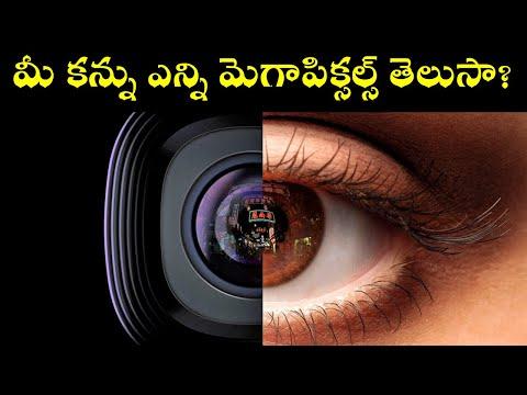 మీ కన్ను ఎన్ని మెగాపిక్సల్స్ తెలుసా? | Top 10 Unknown and interesting Facts in Telugu | Episode -1
