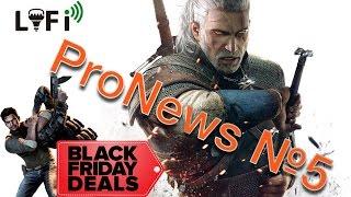 ProNews №5: Игра года, последствия «Чёрной пятницы» и Li-Fi