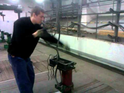 Как заплести стальной трос