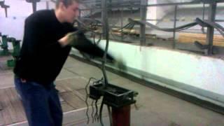 Зачаливание троса (плетение троса).3gp(Зачаливание троса (плетение троса), 2012-09-20T21:17:25.000Z)