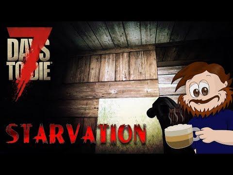 7 Days To Die Starvation 16 #22 Agresywny Marketing!