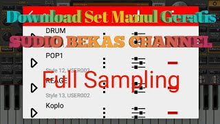 Update Set Manual Adella Terbaru || ORG 2020 (sampling pa600)