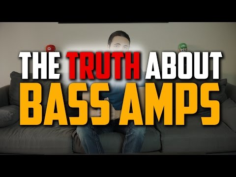 Download Youtube: The TRUTH About Bass Amps (Part 2)