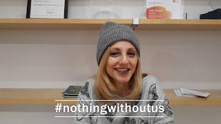 #nothingwithoutus - Expert Citizens, Expert Link and Groundswell