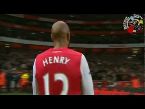 Thierry Henry /The King is BacK/ HD