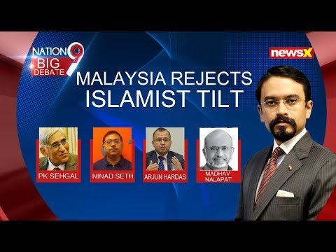 Malaysian Rejects Islamist Tilt, 7% Of Malaysians Are Of Indian Origin | NewsX