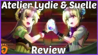 Review: Atelier Lydie and Suelle: the Alchemists and the Mysterious Paintings (PS4/Switch/PC) (Video Game Video Review)