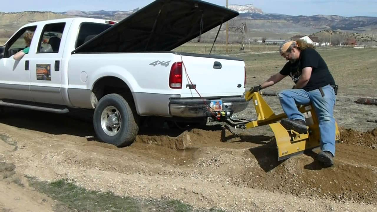 3 Point Hitch Truck : Homemade point hitch for truck ftempo