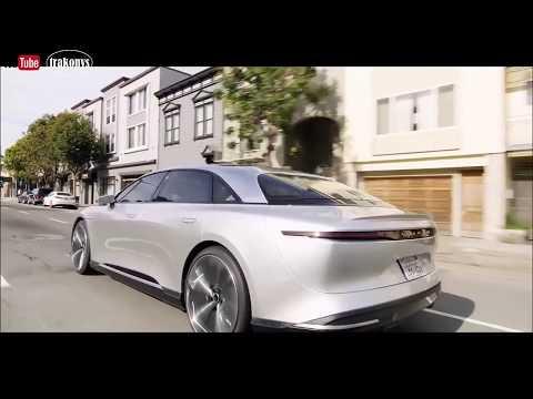 1000 Hp otomobil / 1000 Hp 2019 Lucid Air  Revolution Car