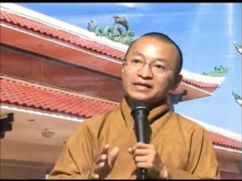 Kinh Trung Bộ 82 (Kinh Ratthapala) - Phương trời thong dong (04/11/2007)