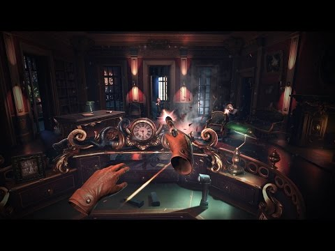 Project Morpheus GDC 2015 - The London Heist VR Demo PlayStation 4