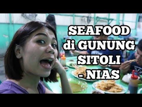 PVLOG #5 | Gunung Sitoli - Nias | Makan Seafood
