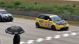 Time Attack MG Club Race 2018 สนาม 1
