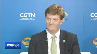 Exclusive interview with AIIB VP Danny Alexander