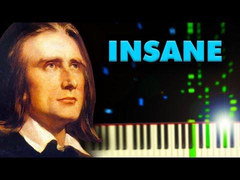 Liszt (Paganini) - La Campanella - Piano Tutorial