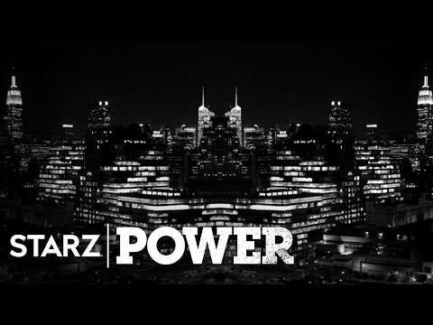 Power | Opening Credits w/ Music by 50 Cent ft. Joe | STARZ