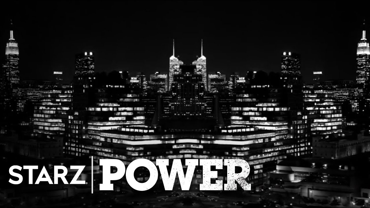 Power | Opening Credits w/ Music by 50 Cent ft  Joe | STARZ