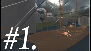 ROBLOX Tradelands-baguette Life pt. 1-o regresso de Napoleão