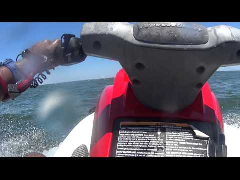 Jet Skis In Va Beach Pt 1