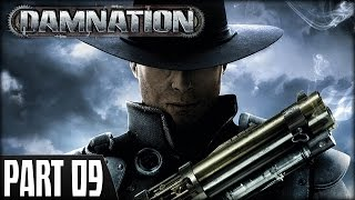 Damnation (PS3) - Walkthrough Part 09