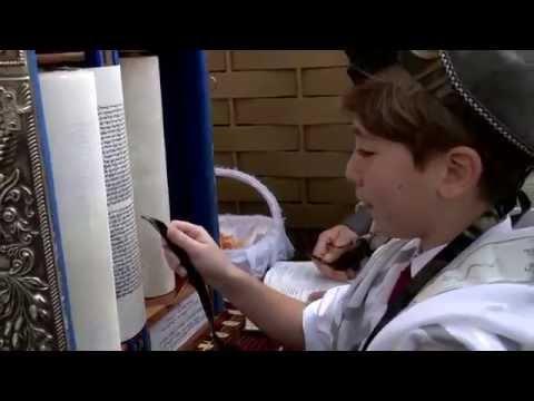 Nathan Botton's Bar Mitzvah | ֻJanuary 2015 | Jerusalem, Israel
