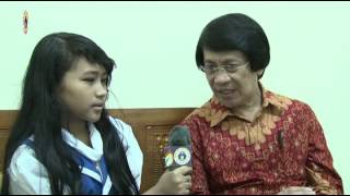 SDK St Aloysius Surabaya, bersama Kak Seto Mulyadi.....STOP Kekerasan terhadap anak.