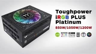 Toughpower iRGB Plus Platinum w/AI Voice Control function – TT Premium Edition