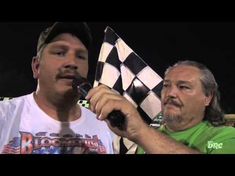 Moler Raceway Park | 9.18.15 | Diamond Cut Lawn Care Sport Mods | Winner | Spensor Watson