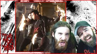 Van Canto Kings Of Metal OFFICIAL VIDEO REACTION
